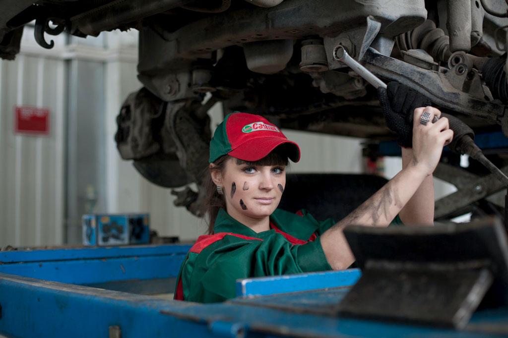 freie jobs in der Autoindustrie