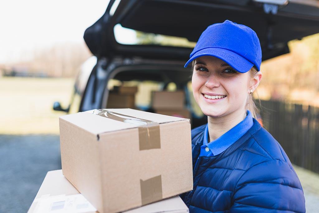 Vermittlung in die Logistik