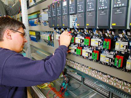 Elektriker für die Industrie (m/w/d)