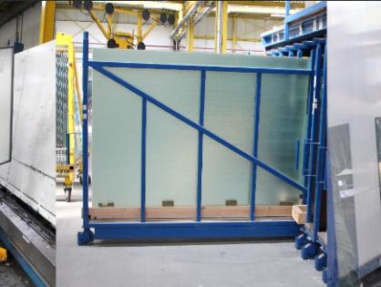 Produktionsmitarbeiter (m/w/d) (Helfer/in - Glasherstellung und -verarbeitung)